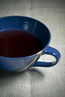 Free Red Herbal Tea Cup Stock Images - 3857904