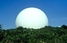Free Radar Station No.2 Stock Photos - 3858713