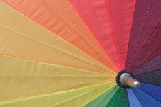 Free Wet Umbrella Stock Images - 3859164