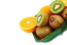Free Kiwis And Orange Stock Photo - 3859300