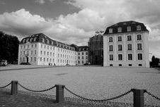 Free Saarbruecker Schloss Royalty Free Stock Images - 3859359