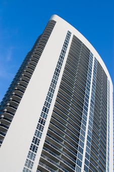 Free Luxury Condominium High Rise Royalty Free Stock Photos - 3859678