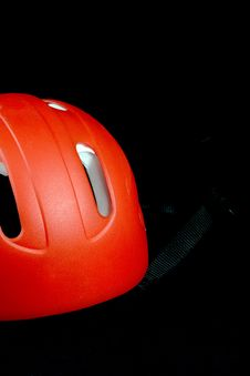 Free Childs Bike Helmet Royalty Free Stock Photo - 3859715
