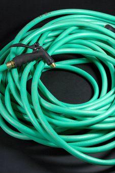 Free Garden Hose Royalty Free Stock Image - 3859736