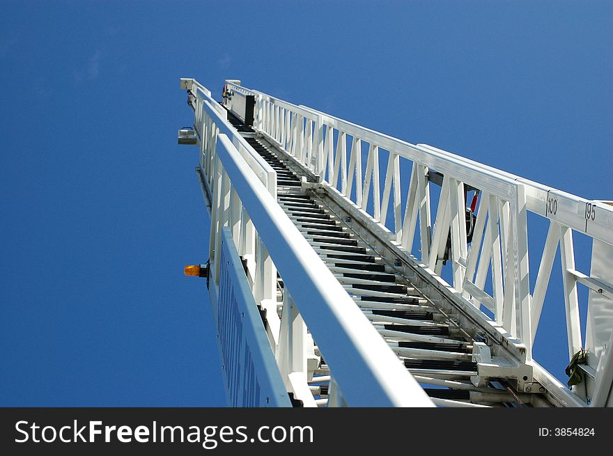 Aerial Fire Ladder