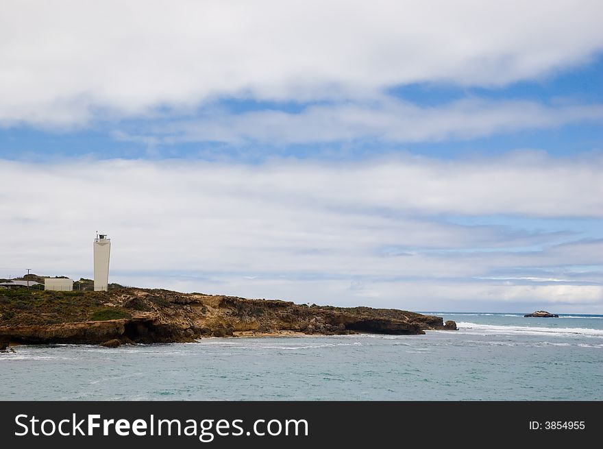 94423daf19 Robe Lighthouse - Free Stock Images   Photos - 3854955 ...