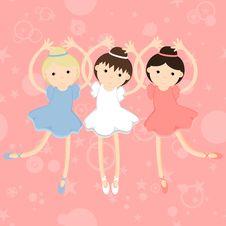 Free Ballerina Stock Image - 38511651