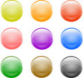 Free Buttons Royalty Free Stock Images - 3862199