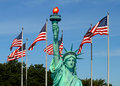 Free The Statue Of Liberty Stock Photography - 3862612