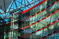Free Berlin Potsdamer Platz Roof Stock Photos - 3864093
