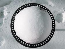 Free Snow Cake Stock Photos - 3860773
