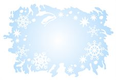 Free Light Snow Background Royalty Free Stock Images - 3861179