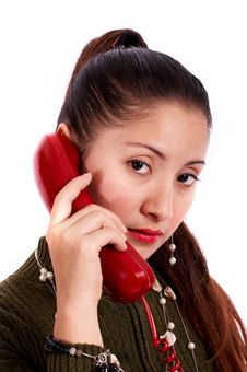 Free Telephone Royalty Free Stock Photo - 3861535