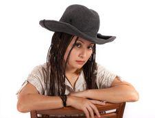 Free Cowgirl Stock Photos - 3861603