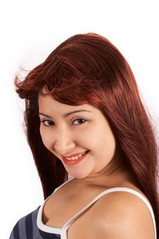 Free Wig Royalty Free Stock Photography - 3861817
