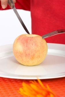 Free Delicious Apple Stock Images - 3861944