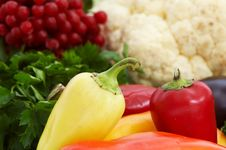 Free Still-life Of Vegetables Royalty Free Stock Image - 3862446