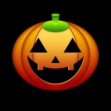 Halloween Pumpkin [01] Stock Photography