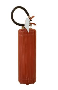 Free Red Fire Extinguisher Stock Photography - 3863262