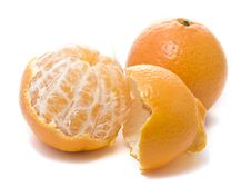 Free Tangerines Royalty Free Stock Image - 3863346