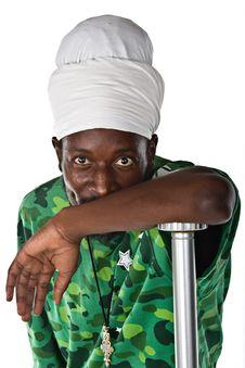 Free Rastafarian Stock Photography - 3863372