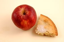 Apple And Apple Pie, Stock Photos