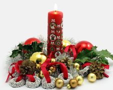Free Christmas Decoration Stock Photos - 3864493