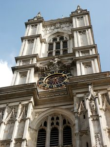 Free Westminster Abbey Royalty Free Stock Photography - 3865137