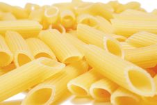 Uncooked Noodle Royalty Free Stock Photos