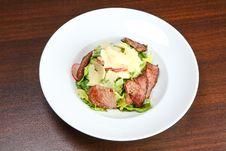 Beef Salad Stock Photos