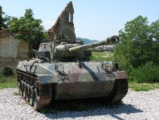 Free Tank Stock Photography - 3865792