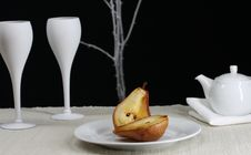 Free Modern Dessert Royalty Free Stock Photo - 3865985