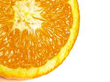 Free Juicy Orange Royalty Free Stock Image - 3866006