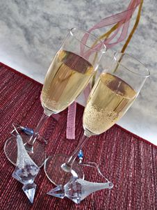 Free Champagne Stock Image - 3866881