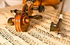 Free Violin Stock Photos - 3867493