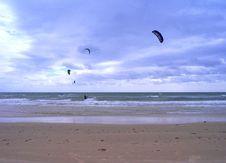 Free Kiteboarding Stock Photos - 3867523
