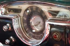 Free Vintage Car Interior Stock Images - 3867794