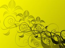 Free Floral Background Royalty Free Stock Image - 3868036