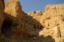 Free Arava Desert - Dead Landscape, Background Stock Photo - 3868180