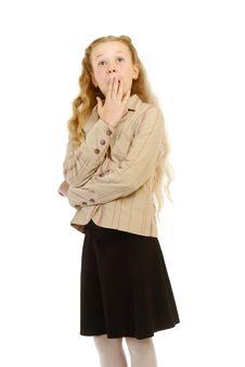 Free Schoolgirl Stock Images - 3868204