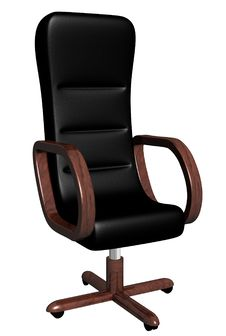 Free Boss Chair Stock Image - 3868721