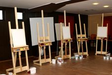 Free Easels Royalty Free Stock Images - 3869389