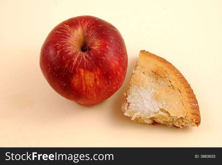 Apple and Apple pie,