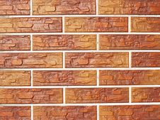 Free Brickwork As Texture And Background Stock Images - 38643714