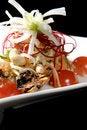 Free Crab Salad Royalty Free Stock Photography - 3874897