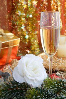 Free Christmas Decorations. Stock Image - 3870421
