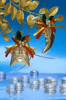 Festive Decoration Royalty Free Stock Image