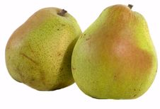 Free Pair Of Pears Stock Photos - 3871653