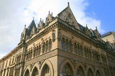 Glasgow Building Royalty Free Stock Photos
