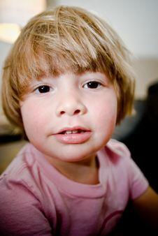 Free Child Stock Image - 3872301